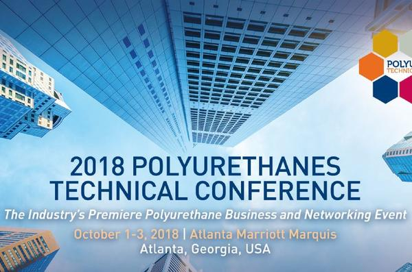 Saip Equipment at Polyurethanes Technical Conference