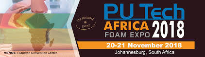 Saip Equipment invites you at PU TECH AFRICA 2018