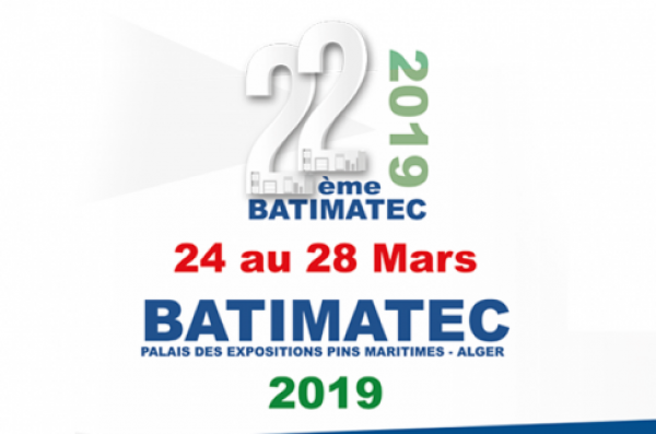 SAIP EQUIPMENT AT BATIMATEC 2019